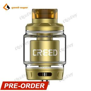 Creed RTA 4.5/6.5ml 25mm - Gold
