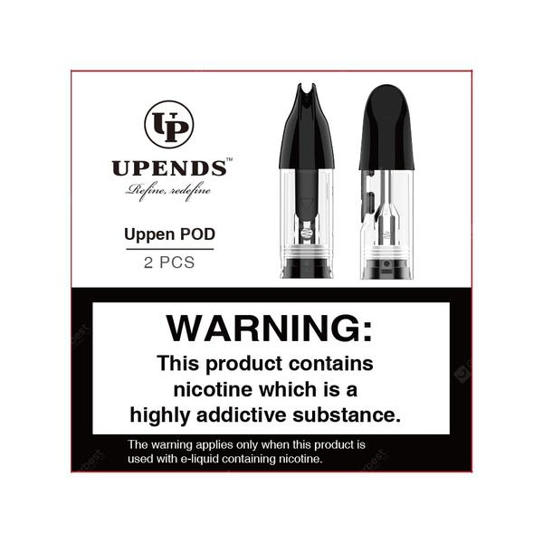 Antbacterial pod for Uppen by UPENDS 2/pack