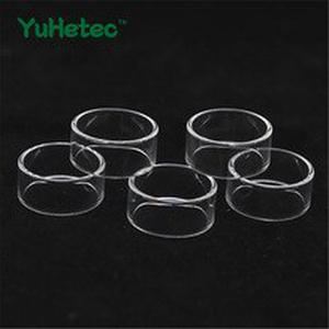 5PCS Original YUHETEC Replacement Glass TUBE for  Alpha Sub ohm Tank 2ml/4ml