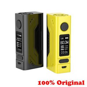 Original Smoant Battlestar Mini 80W TC Box MOD With 80W Max Output 0.96 inch Big LED Screen E-cig Vape Mod Electronic Cigarette