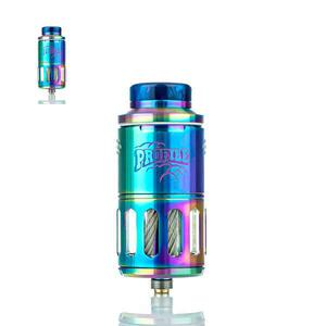 (Presale) Authencit  Profile RDTA Atomizer 6.2ml - Rainbow