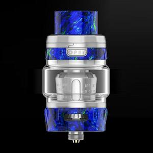 GeekVape  Alpha  25mm Sub Ohm Tank Clearomizer 4.0ML - Silver + Twilight Resin