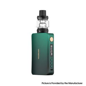 GEN 220W TC VW  w/ SKRR-S Tank 8.0ML Kit - Green