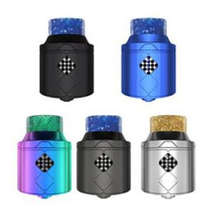 Goforvape Eternal  RDA Four different airflow patterns tank capacity with 510 Delrin drip tip Electronic cigarette atomizer