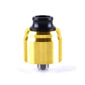 Wave Style 22mm RDA  w/ BF Pin by Shenray  - Gold