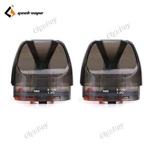 2 x   Bident B2 Pod Cartridge 1.2ohm