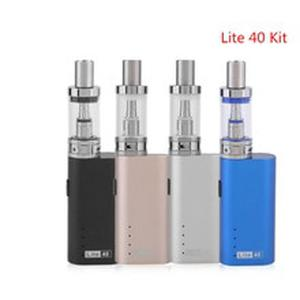 lite 40W box mod kit 0.5ohm 3.0ml tank with 2000mah build-in battery vapor kit electronic cigarette vape pen kit