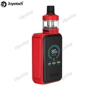 Cuboid Lite 80W 3000mAh Starter Kit - Red