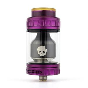 Blotto 26mm RTA Rebuildable Tank Vape Atomizer 2.0ML/6.0ML - Purple