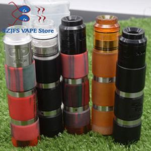 sob mod kit 18650 battery Vaporizer Mechanical vape electronic cigarette Kit Mod Kenne indicato mod vs QP design KALI V2