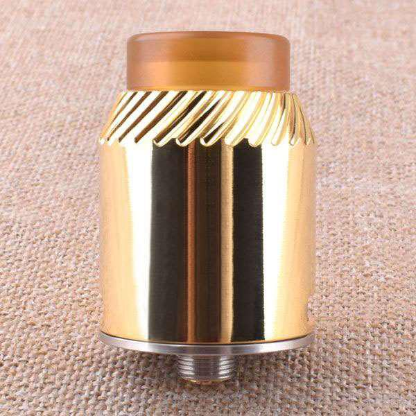 Mojia Reload Styled 24mm RDA  - Gold