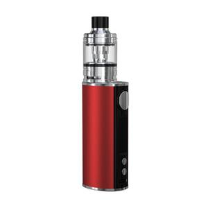 iStick T80 80W 4.5ml 3000mAh Kit with MELO 4 D25 Tank - Red