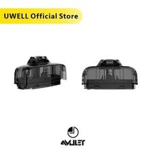 UWELL 5 Pack 10 pcs in total Amulet Pod 2ml Capacity 1.6 ohm Refillable Pod E-cigarette Pod System Vape