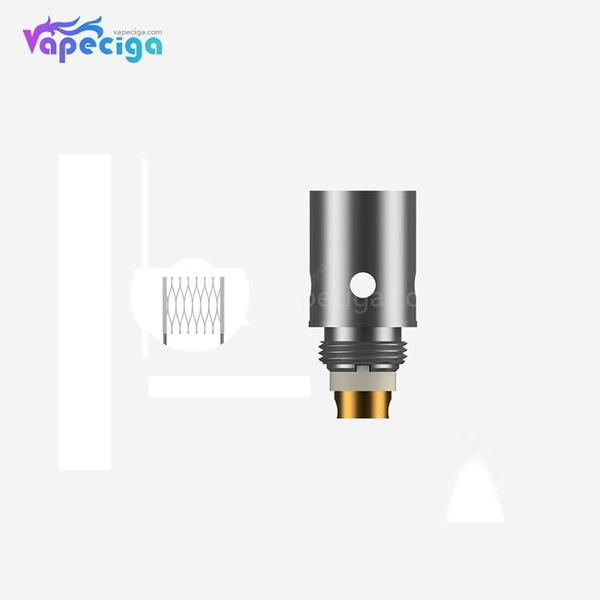 Sikary Atma Replacement Mesh 1.2ohm Coil Head 5PCs