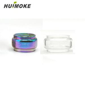 E-cigarette Glass Tube Replacement suit For 8.5ml  Stick V9 Max Tank Glass Tank Atomizer Fatboy Version