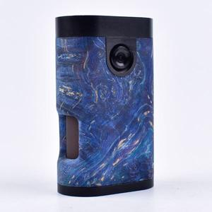 ARM Style 18650 Squonk Mechanical Mod by  - Blue