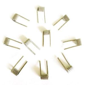 Utrabo Ni80 Fused Clapton V1 Heating Wire 10pcs -SILVER