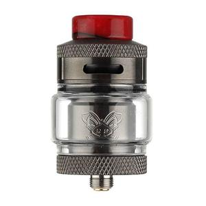 Dead Rabbit 25mm RTA  2.0ML/4.0ML - Gun Metal