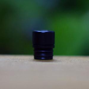 Steam Tuners T8 510 SS Drip Tip  - Black