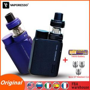 Original  Vape SWAG 2 Kit With  NRG PE Tank Atomizer   GT 4 Meshed Coil Core Battery Vapour Electronic Cigarette