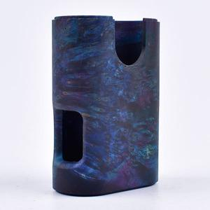 ARM Style Stable Wood Mod for ArM Squonk 18650 Mechanical Mod by Shenray - STYLE 5