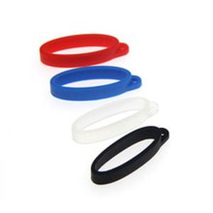 40mm Necklace Lanyard Silicone Rings Band for Alpha Trinity Vape Pen Pod Kit Electronic Cigarette Accessories