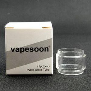 Original VapeSoon Replacement Glass Tube For TFV16 LITE 5ML TANK Bubble Glass
