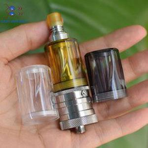 e electronic yftk Flash e Vapor V4.5 rta 23mm RTA  4.5ml vape tank for 510 thread mech mod/vape mods