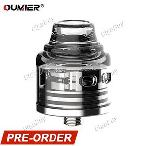Oumier Wasp Nano S Dual-Coil BF RDA 25mm - SS
