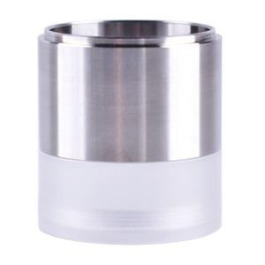 Replacement 316SS + PC Tank Tube for  VG Extreme RTA  Atomizer - Silver