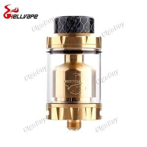 Rebirth RTA 2ml TPD 25mm - Gold