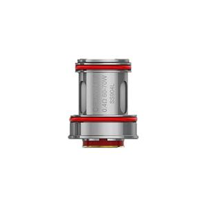 Crown IV Coil Head 0.4ohm for  Crown IV Tank - 6.0ML/5.0ML - Silver
