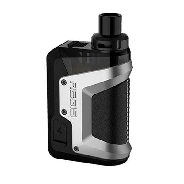 (Presale) Authencit  Aegis Hero 45W Pod System Kit 1200mAh 4ml - Silver