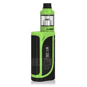 iKonn 220 with ELLO TC  Kit 4ml with 1 - 220W / 100 - 315C / 200 - 600F for E Cigarette