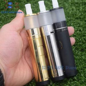 electronic cigarette Mech Mod IMO650350 mechanical mod with Dvarw MTL v2 16 24 RTA 5ml rda mod kit 18650 battery 22mm emmeqiadro