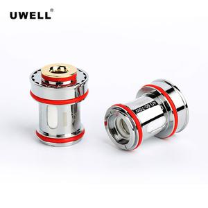 2 PACKS  Crown 4 Dual SS904L Coil FDA Package 0.4ohm 4PCS Pack