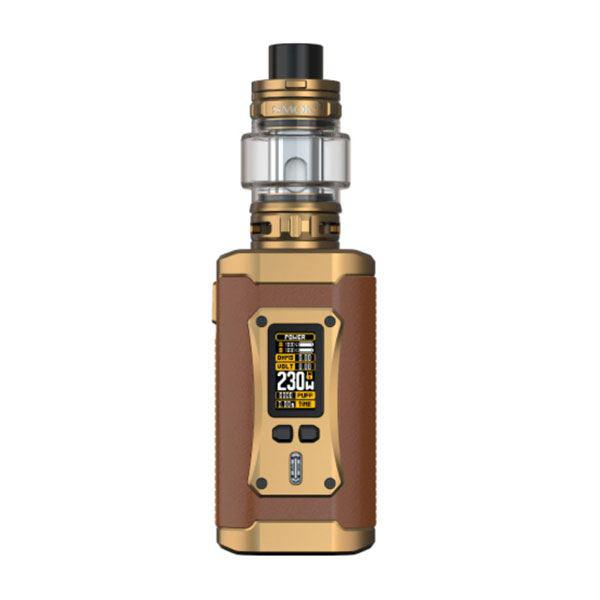 Morph 2 Kit 230W  with TFV18 Tank - 1~230W, 2 x 18650, 7.5ml, 0.15ohm/0.33ohm - Brown