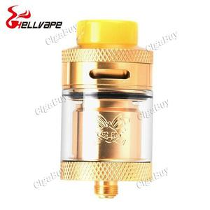 Dead Rabbit RTA 4.5ML 25MM - Gold