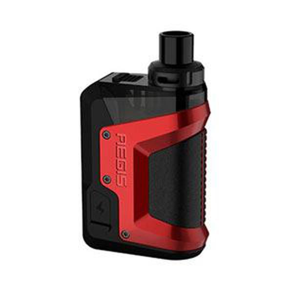 (Presale) Authencit  Aegis Hero 45W Pod System Kit 1200mAh 4ml - Red