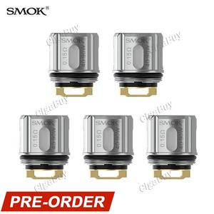 5 x   TFV9 Replacement 0.15Ω Mesh Coils