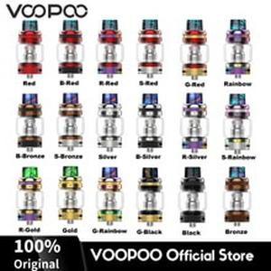 Original  Uforce T1 Vape Tank Atomizer 8ml Capacity Top-Filling Bottom-Airflow Electronic Cigarette Tank 510 Vaporizer