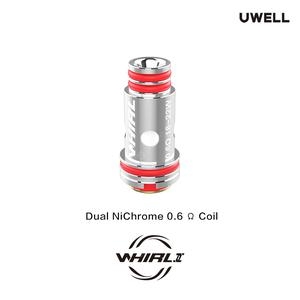 Original UWELL Whirl Replacement Coils 0.6ohm 1.8ohm Head For E Cigarette Whirl 22 Whirl 20 Whirl Tank Atomizer Core