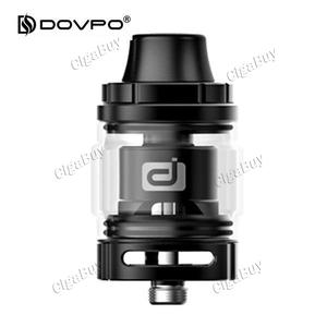 DJ 2.3/3.0ml Sub ohm Tank Atomizer - Black