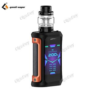 Aegis X 200W TC Starter Kit - Signature Orange
