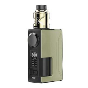 Surge 80W TC VW BF Squonk  w/ Piper Atomizer w/ 6.0ML Bottle - Gold