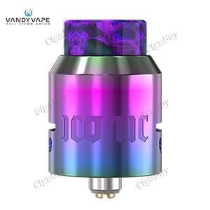 VandyVape ICONIC RDA 24mm Dripping Atomizer - 7 Color
