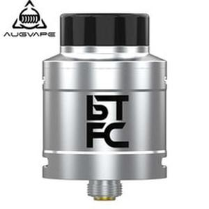 BTFC RDA Atomizer 25mm Diameter 33mm Height Top Bottom Airflow Flavor Chasing Electronic Cigarette Atomizer Vape Tank