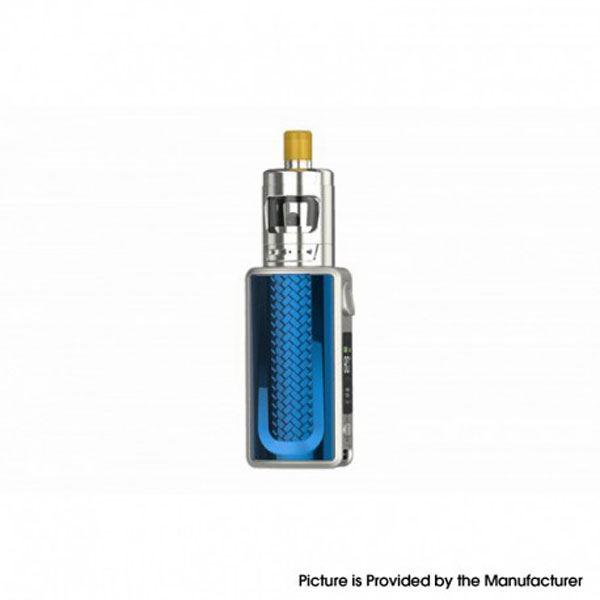 iStick S80 80W Battery VW  + GZeno Tank Vape Kit - 1800mAh, 1~80W, 3.0ml, 1.2ohm - Blue