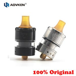 Vape tank Advken Manta  V2 MTL RTA 2ml tank capacity with 810 Drip Tip Electronic cigarette atomizer Fit 510 E-cigarette box mod