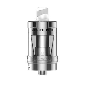Zenith 24mm Sub Ohm Tank Vape Atomizer 5.5ML - Silver